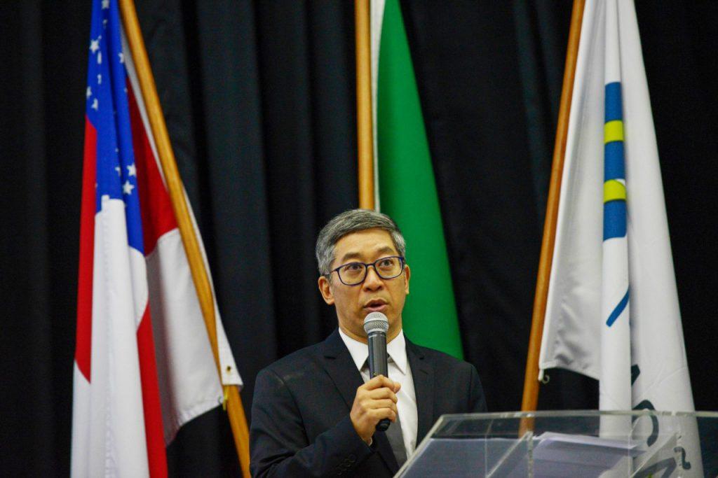 Presidente da Digitron recebe título de Cidadão do Amazonas